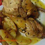 Pollo in pottacchio