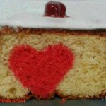 Una torta col cuore
