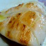 Salsa alla senape per calamari e gamberoni alla brace