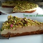 Flash cake al pistacchio