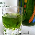 Liquore all'erba Luisa o Luigia