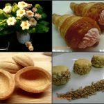 Raccolta antipasti e finger food