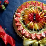 Torta veloce alla frutta
