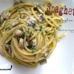 Spaghetti aglio, olio e acciughe