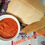 Ragù di croste di parmigiano, semplicemente buonissimo