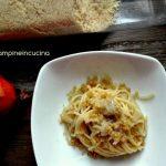 Spaghetti con le cipolle, piatto povero ma buono!