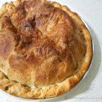 Torta di bietole o turta de gee la classica torta salata genovese