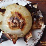 Cipolle al forno, la Giarratana